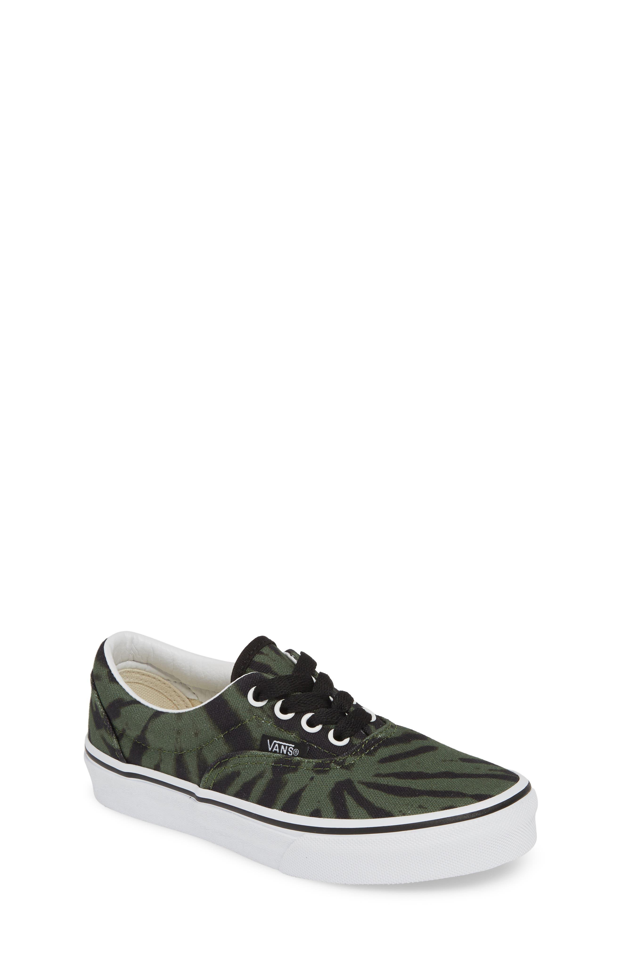 Vans Era Leaf Print Sneaker