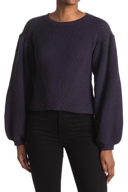 Image of Maisie Peter Bishop Sleeve Sweater