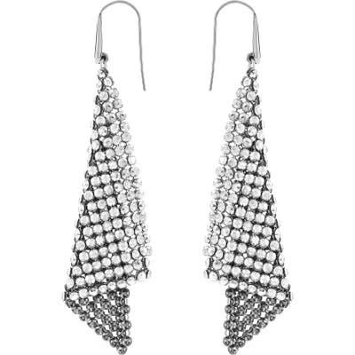 Swarovski The Fit Crystal Drop Earrings