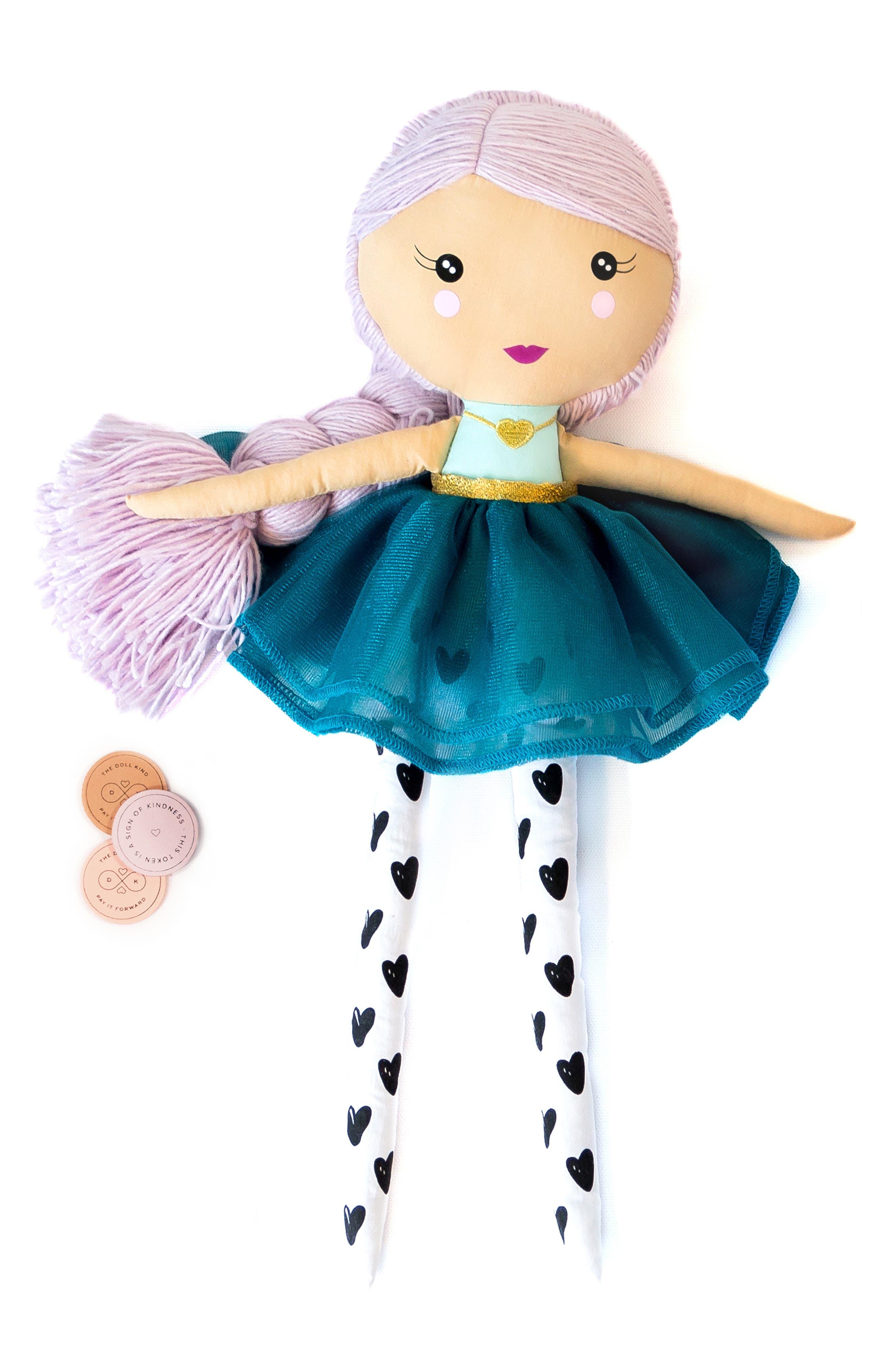 Girls Kind Culture Co The Fair Doll  Kindness Kit Set