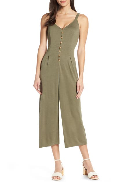 Heartloom MELINA CROP JUMPSUIT