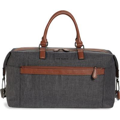 Ted Baker London Dennie Duffle Bag - Grey