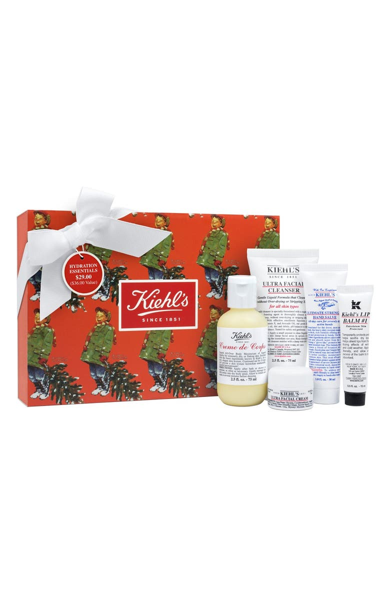 KIEHL'S SINCE 1851 'Rockwell - Hydration Essentials' Kit, Main, color, 000