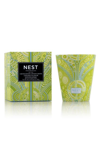 Image of NEST Fragrances Coconut & Palm Classic Candle
