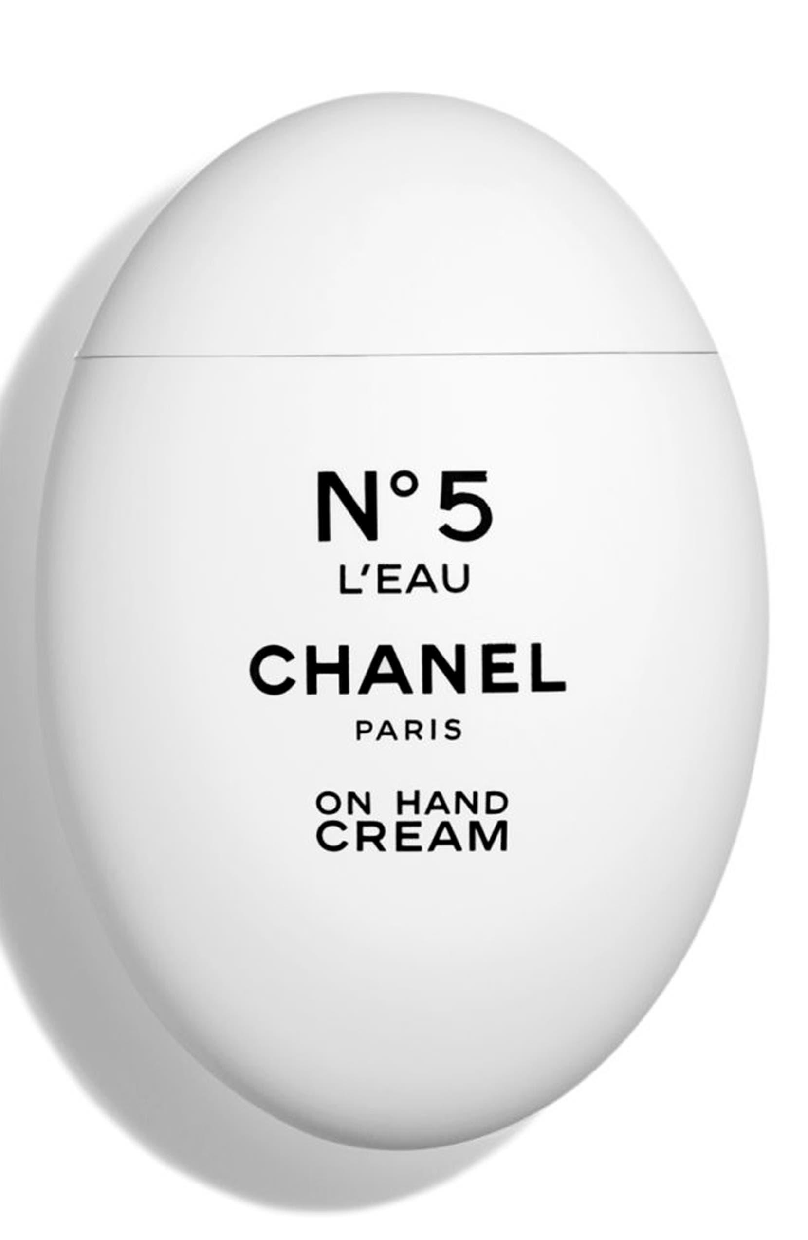 449128d0 Nº5 L'EAU Hand Cream
