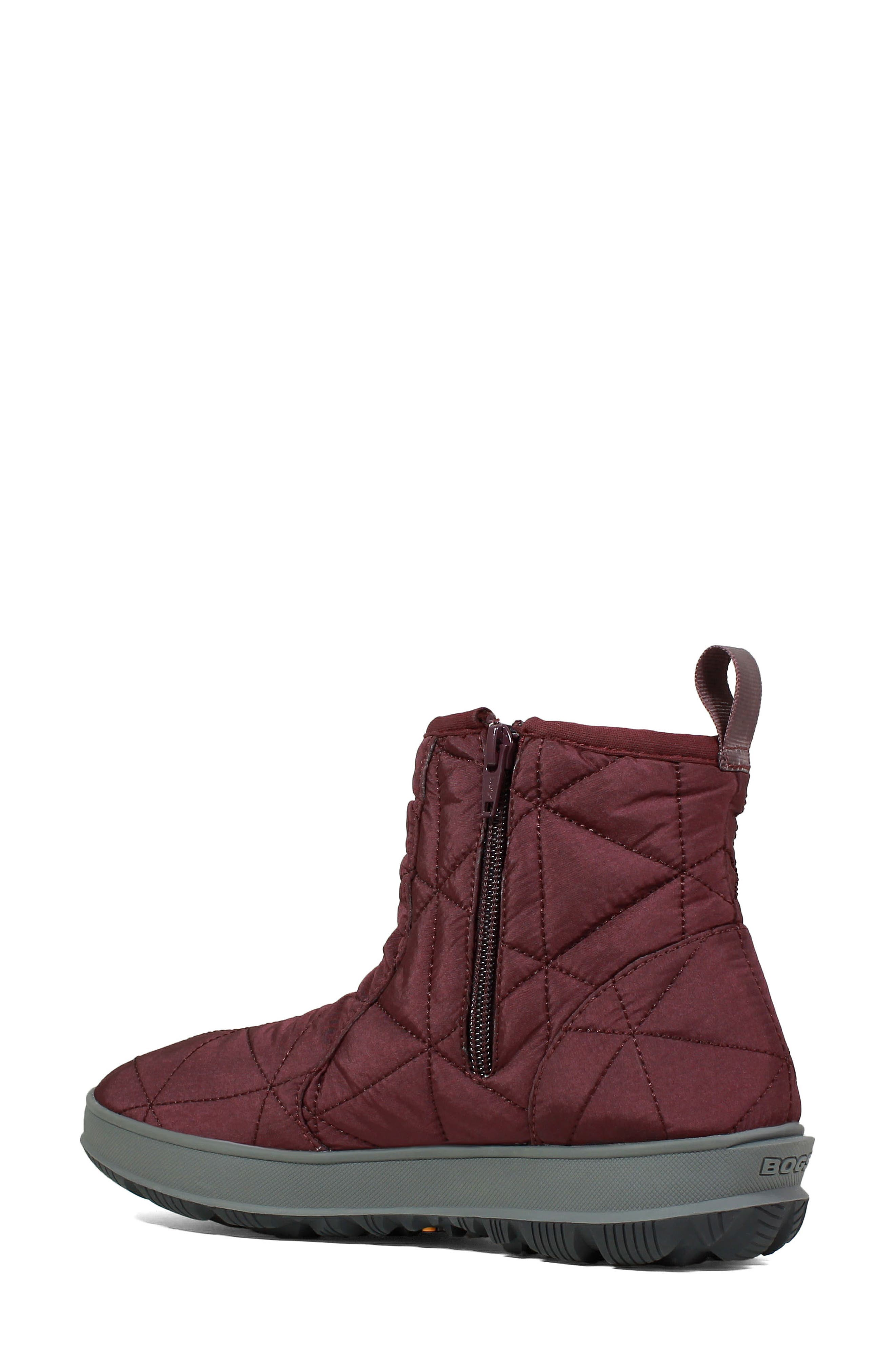 ,                             Snowday Waterproof Quilted Snow Boot,                             Alternate thumbnail 26, color,                             930