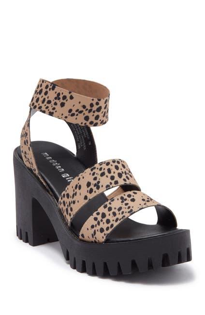 Image of Madden Girl Sohoo Platform Ankle Strap Sandal