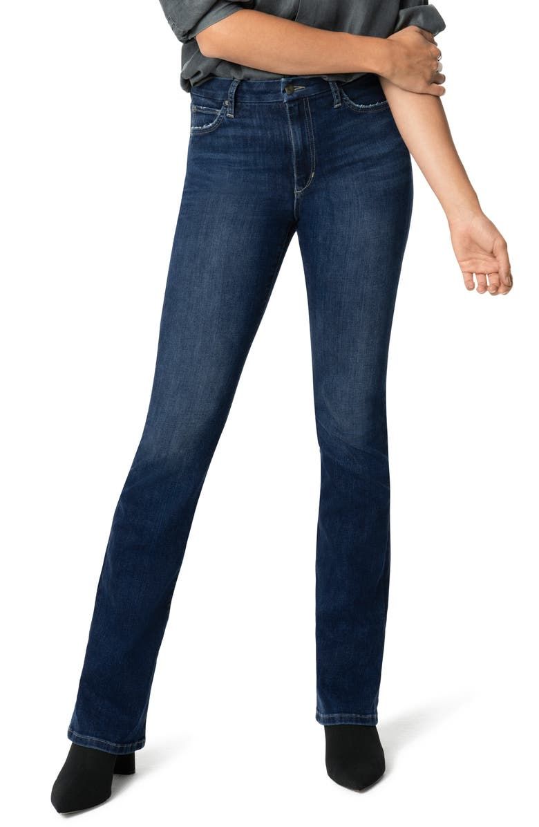 JOE'S Honey Curvy High Waist Bootcut Jeans, Main, color, AVIANNA