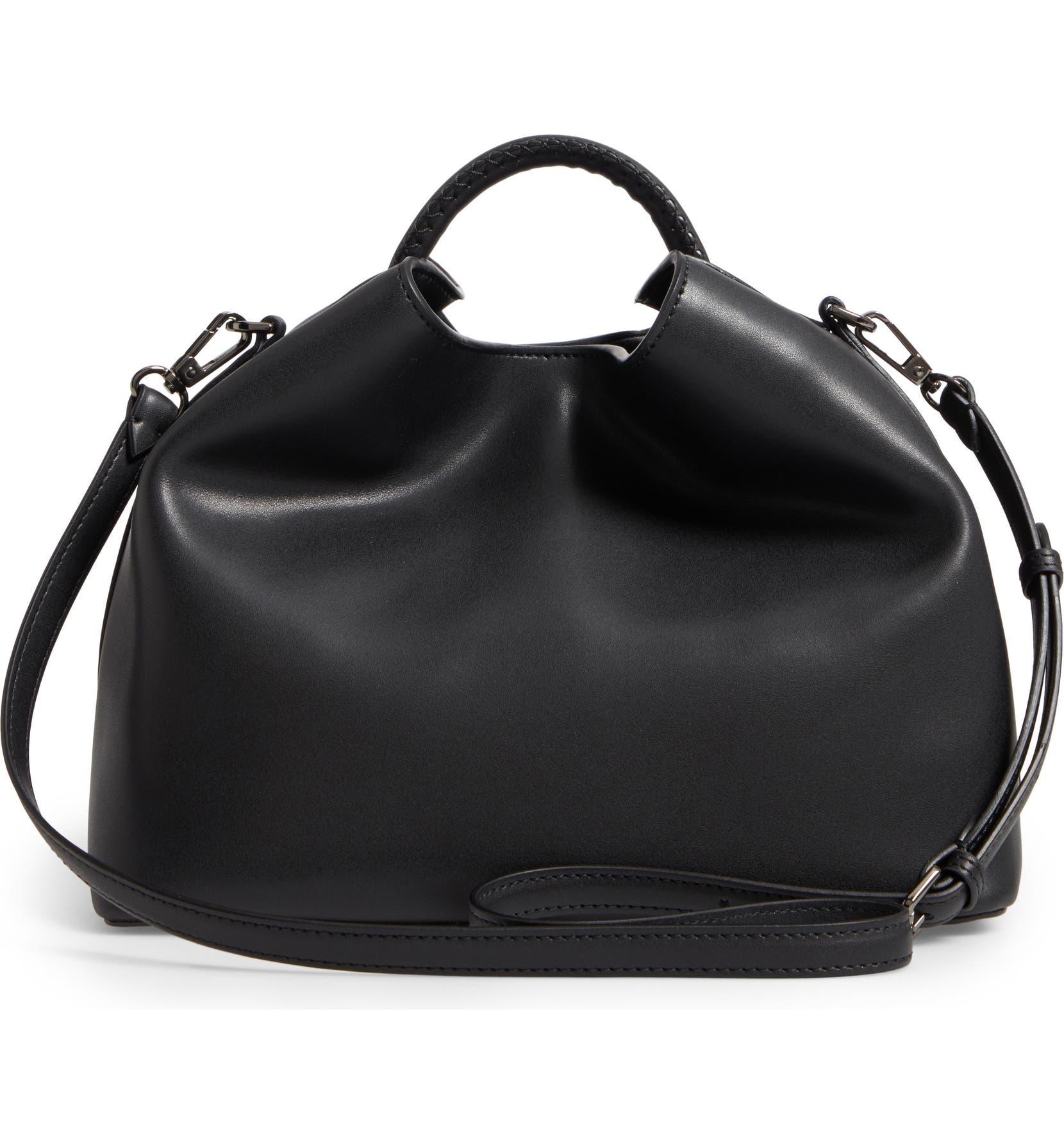84aca38cb634 Elleme Raisin Leather Handbag   Nordstrom