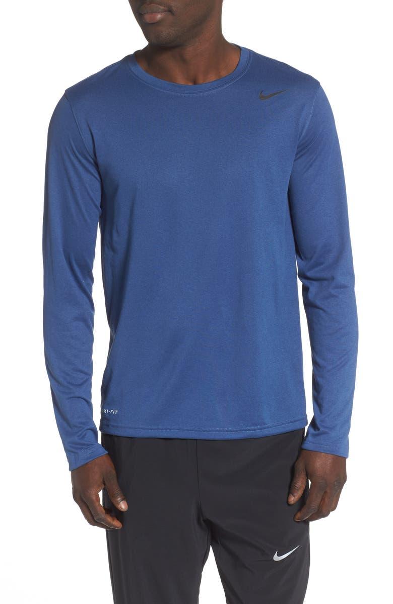 Nike Dri FIT Legend Women's Long Sleeve Training T Shirt