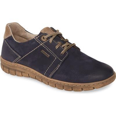 Josef Seibel 59 Waterproof Sneaker, Blue