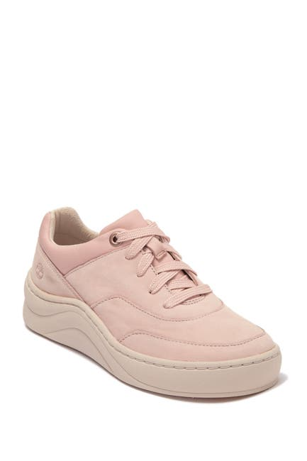 Image of Timberland Ruby Ann Leather Sneaker