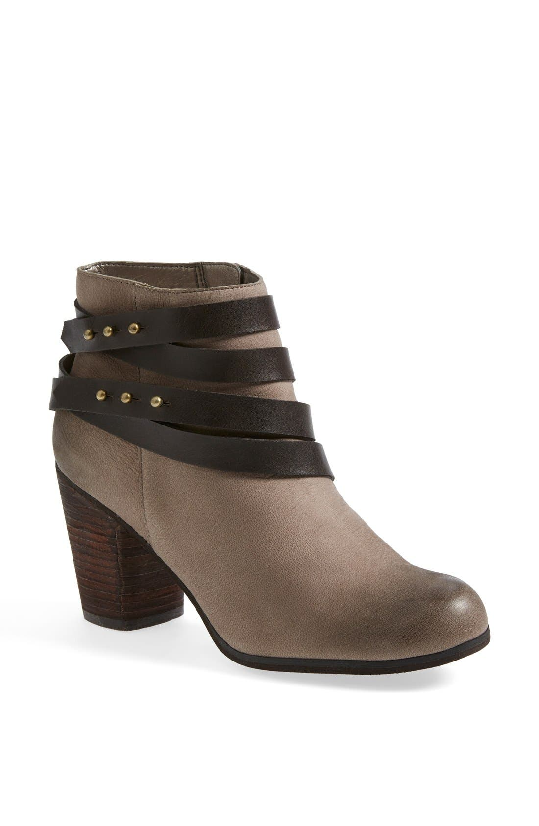 ,                             'Train' Wrap Belted Bootie,                             Main thumbnail 21, color,                             235