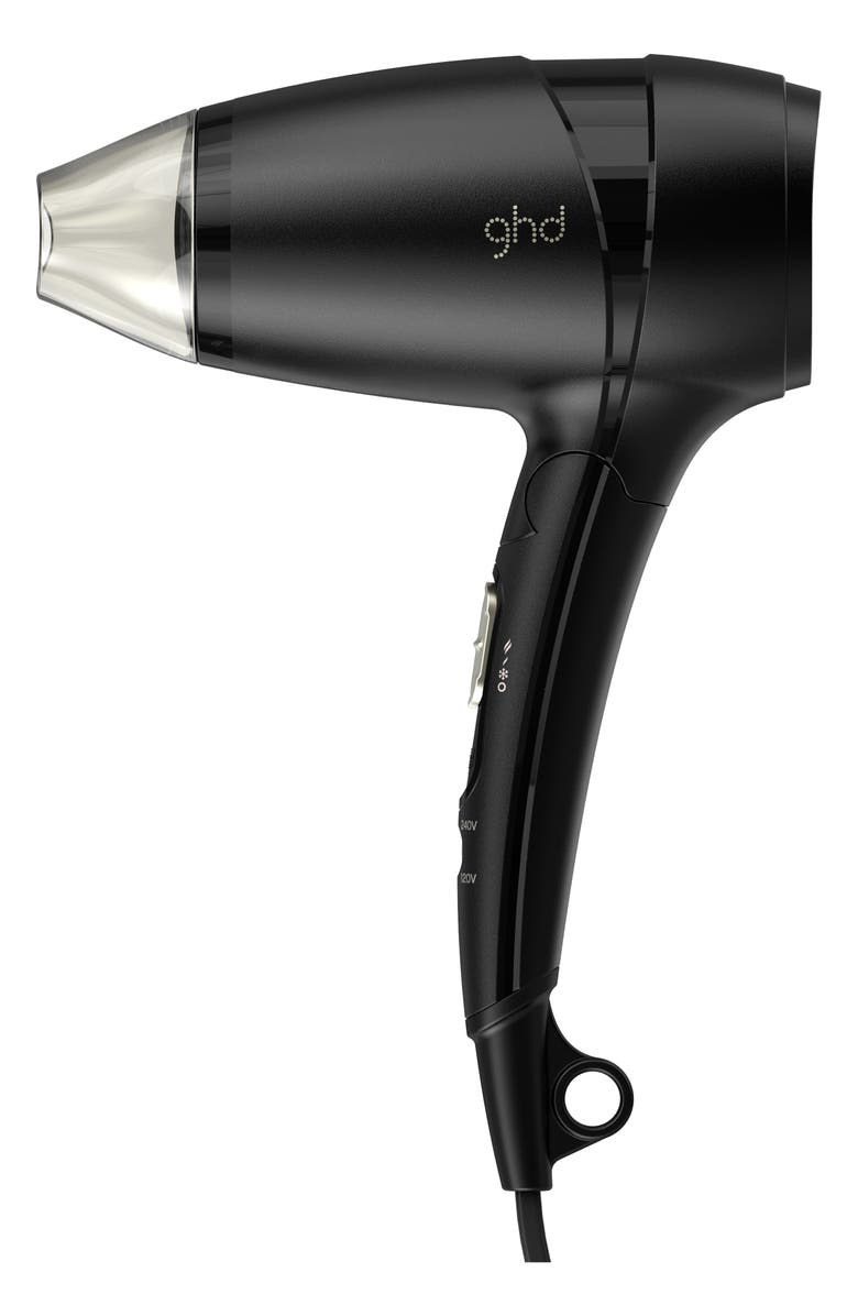 GHD Flight<sup>®</sup> Travel Hair Dryer, Main, color, NO COLOR