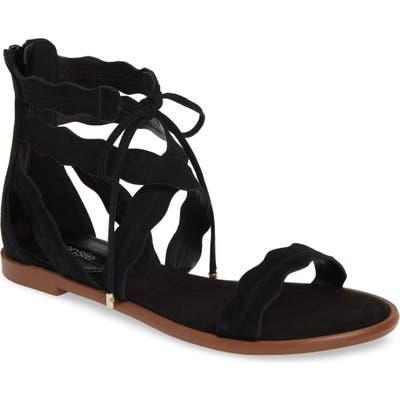Kensie Mandoline Sandal- Black