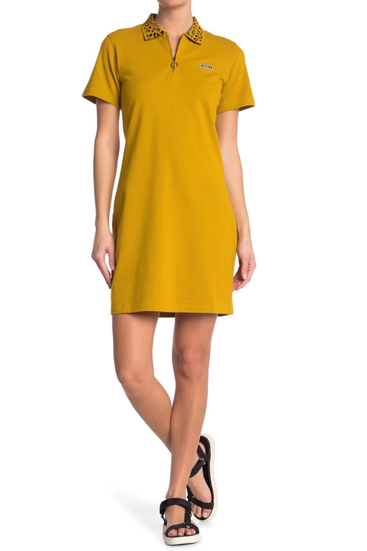 Image of Obey Liana Dress