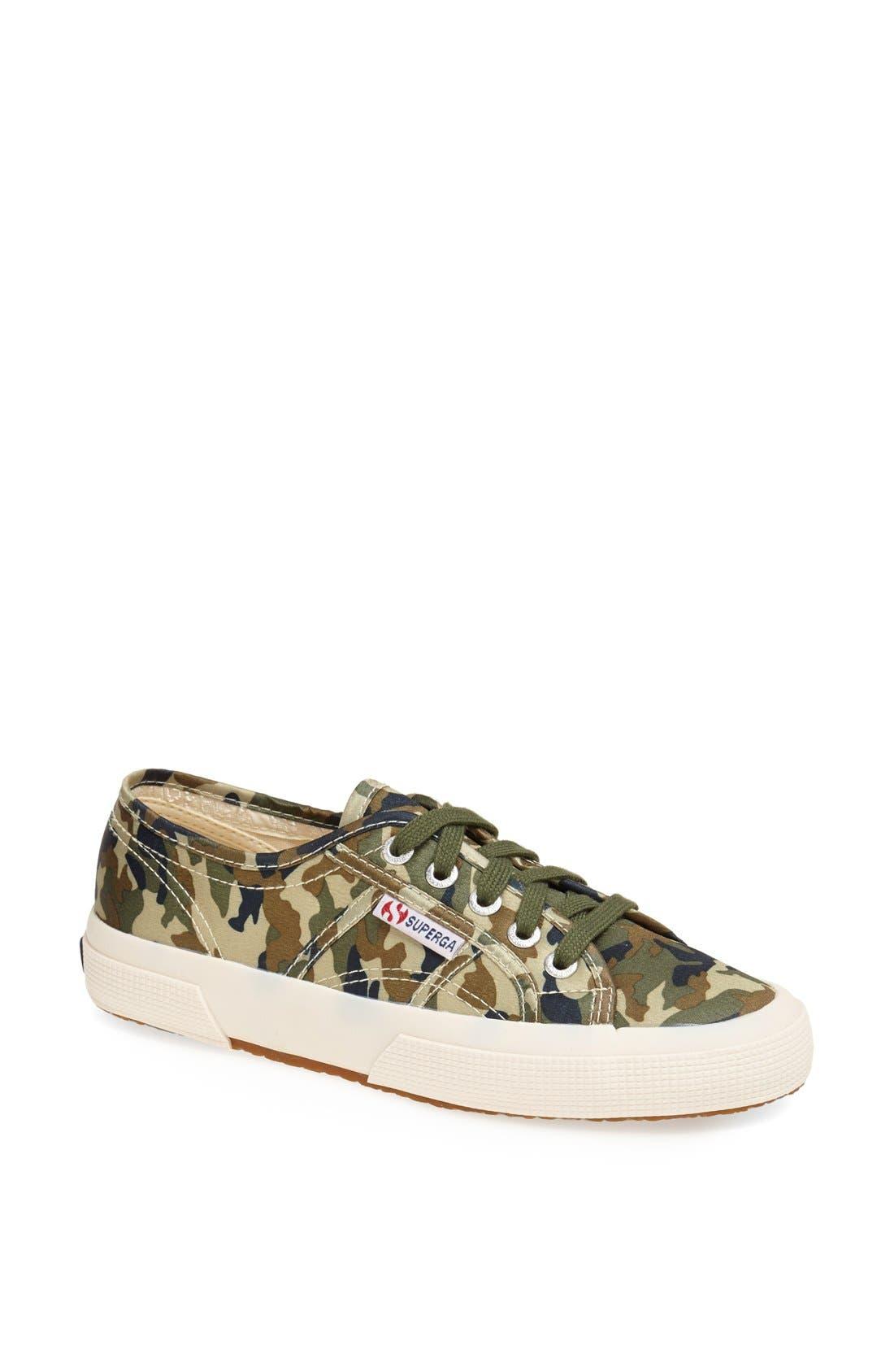 Superga 'Cotu - Camouflage' Sneaker