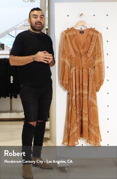 Mara Long Sleeve Maxi Dress, sales video thumbnail