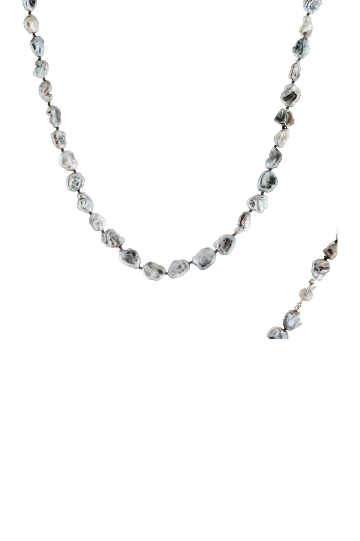 Image of Splendid Pearls Tahitian Pearl Necklace