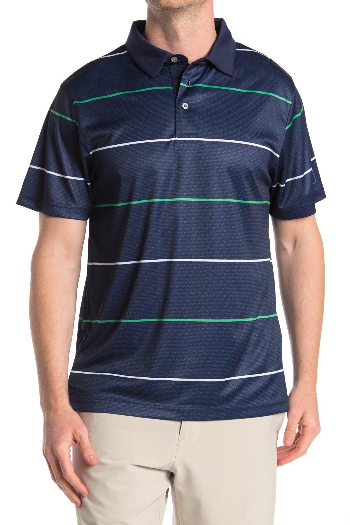 Image of PGA TOUR Tour Stripe Polo