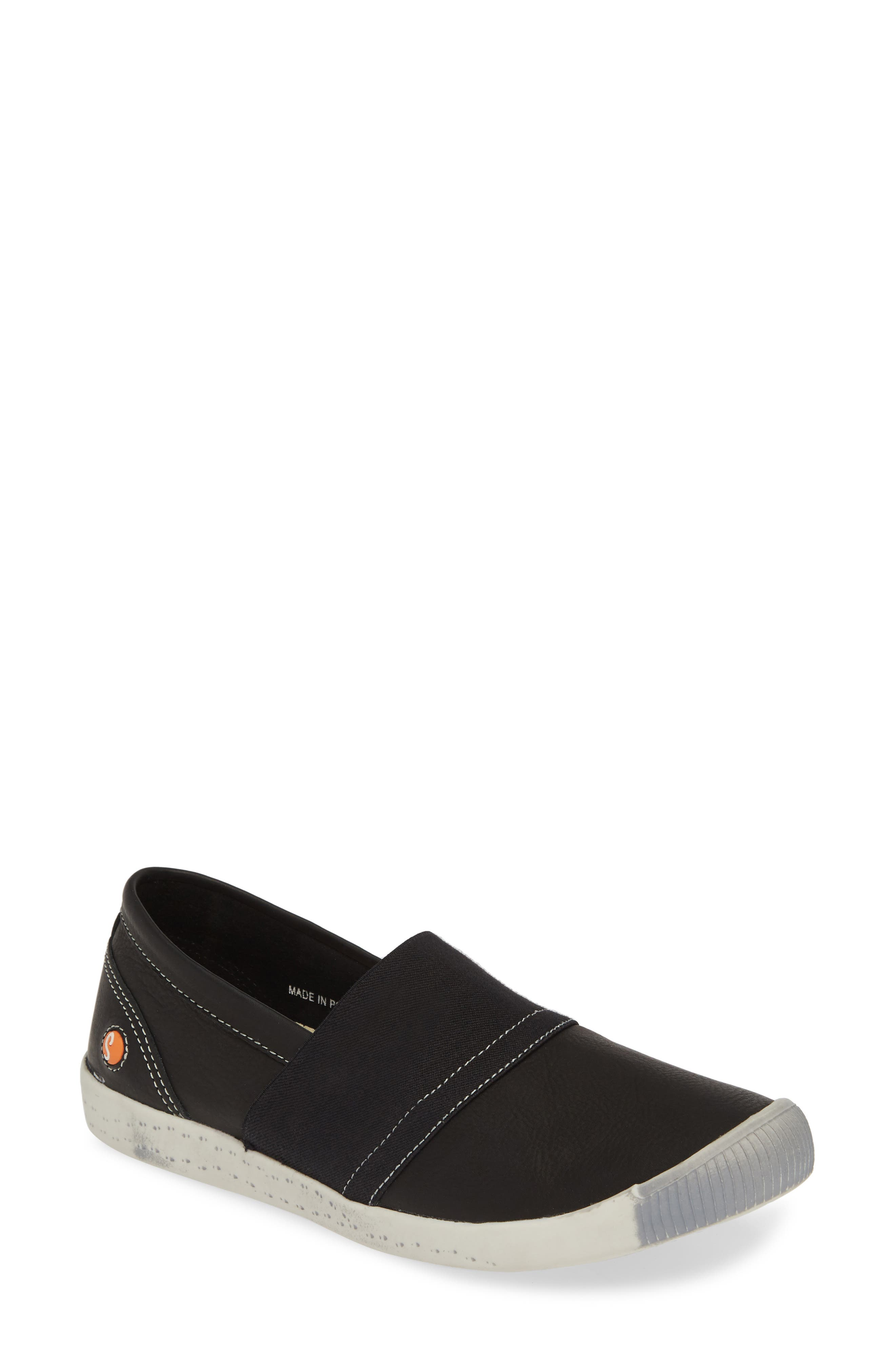 Softinos By Fly London Ino Slip-On Sneaker - Black