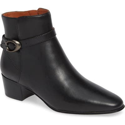Coach Chrystie Bootie, Black