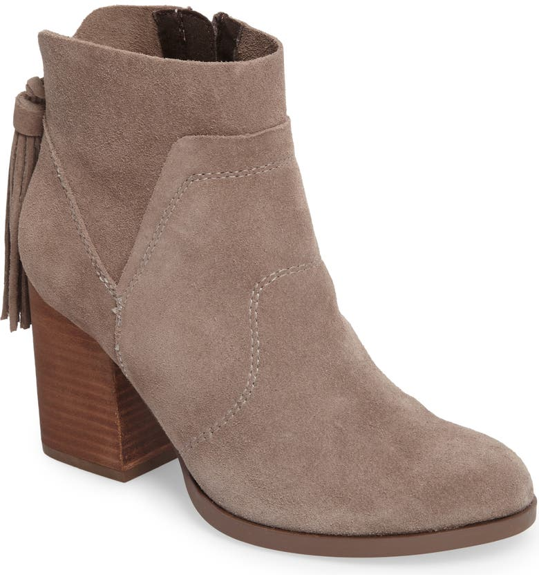 SOLE SOCIETY Ambrose Bootie, Main, color, 020