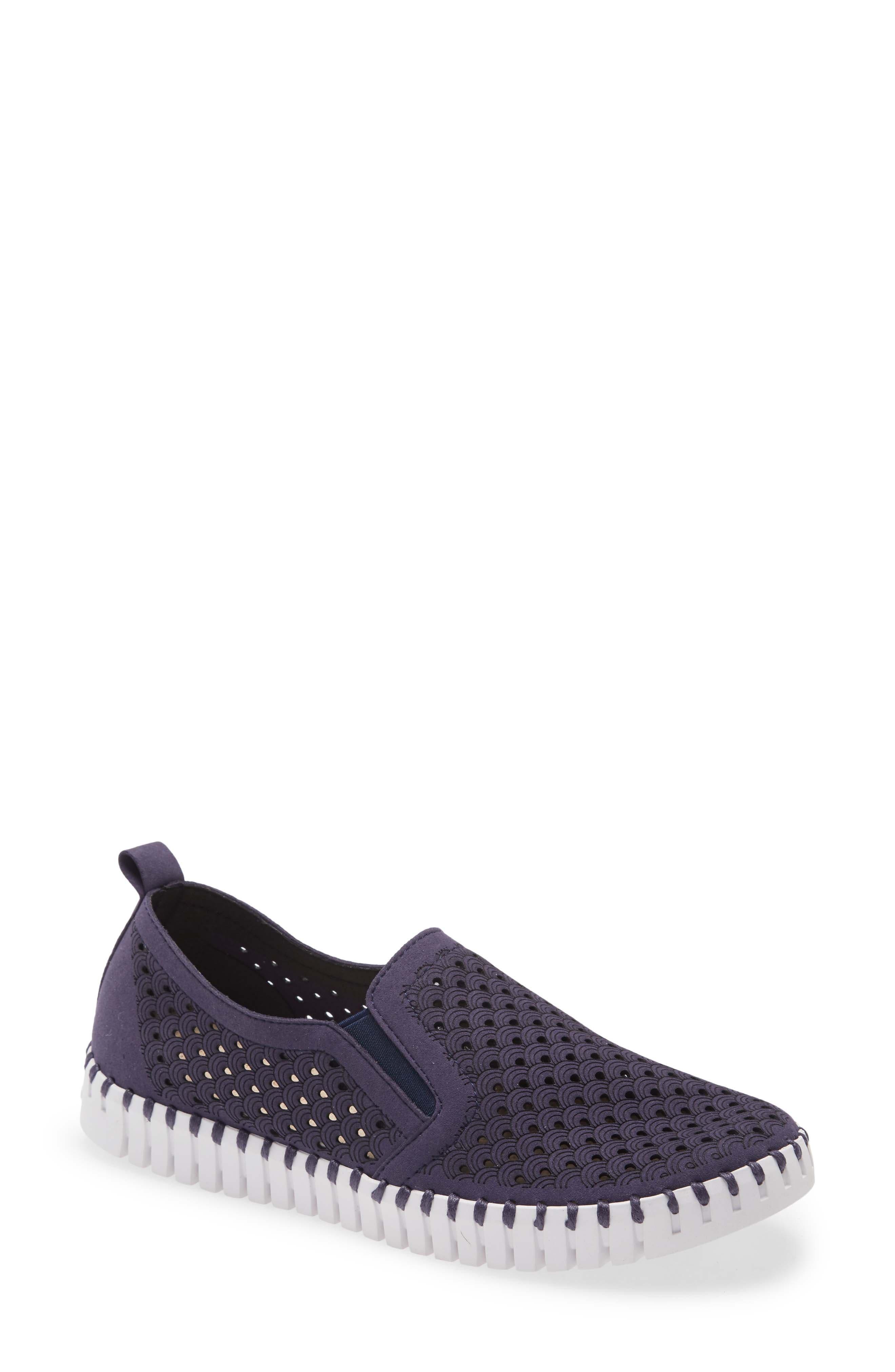 Tulip Slip-On Sneaker