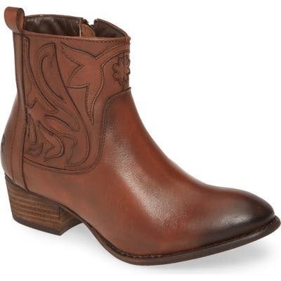 Roan Elsia Bootie, Brown