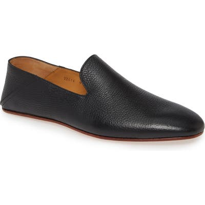 Magnanni Hughes Slipper, Black