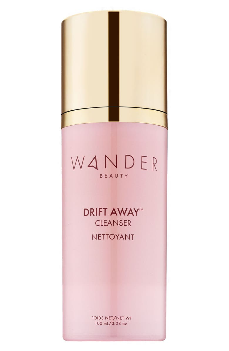 WANDER BEAUTY Drift Away<sup>™</sup> Cleanser, Main, color, NO COLOR