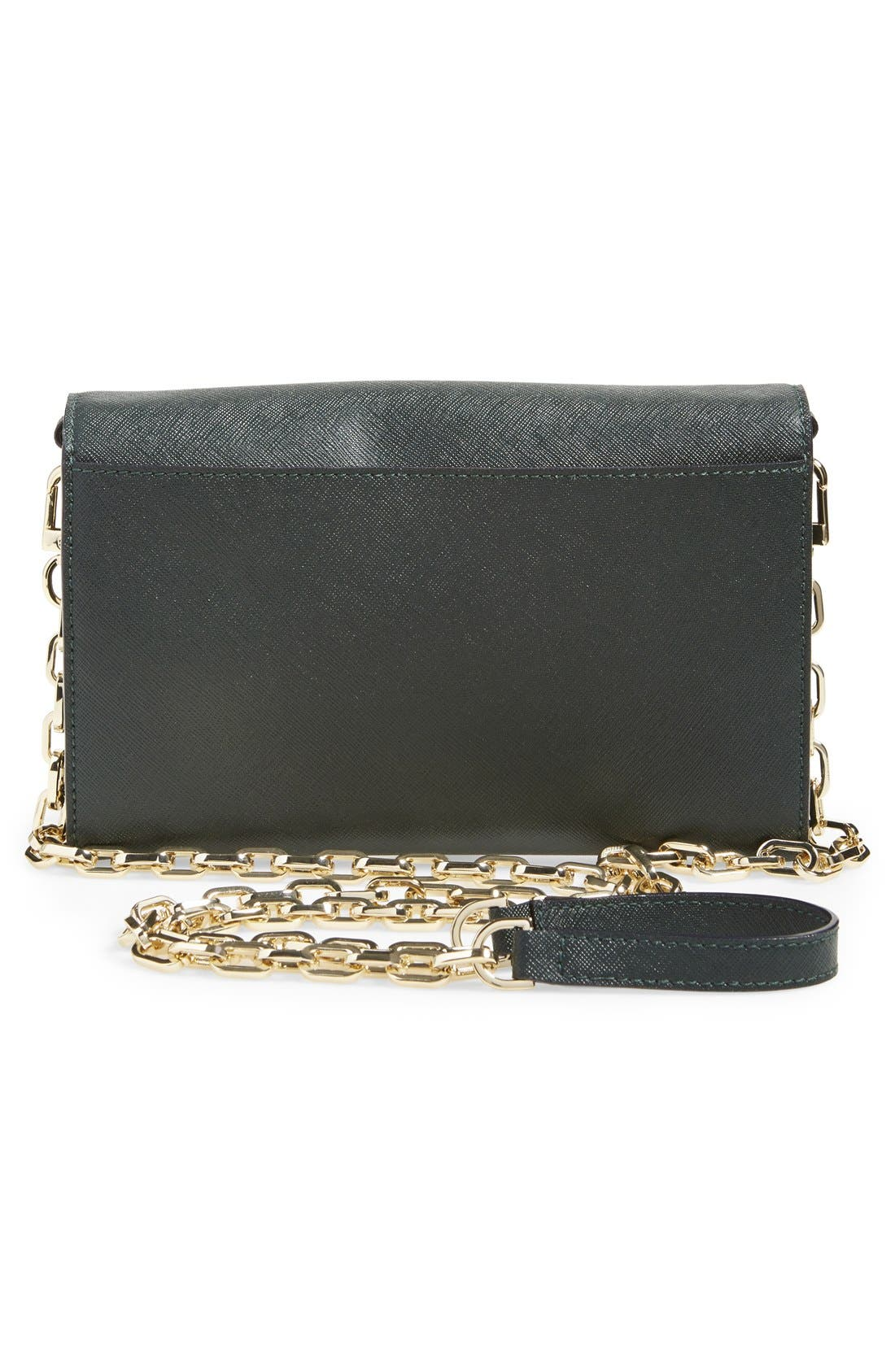 ,                             'Robinson' Leather Wallet on a Chain,                             Alternate thumbnail 27, color,                             300