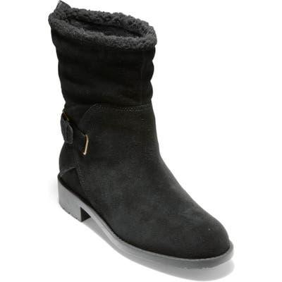 Cole Haan Quiana Waterproof Boot, Black