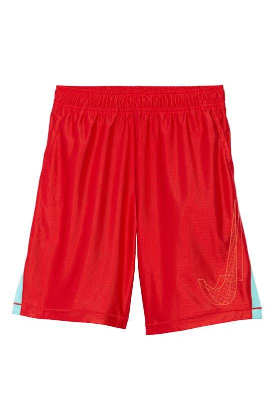 Nike Shorts KIDS' DRI-FIT RIPSTOP ATHLETIC SHORTS