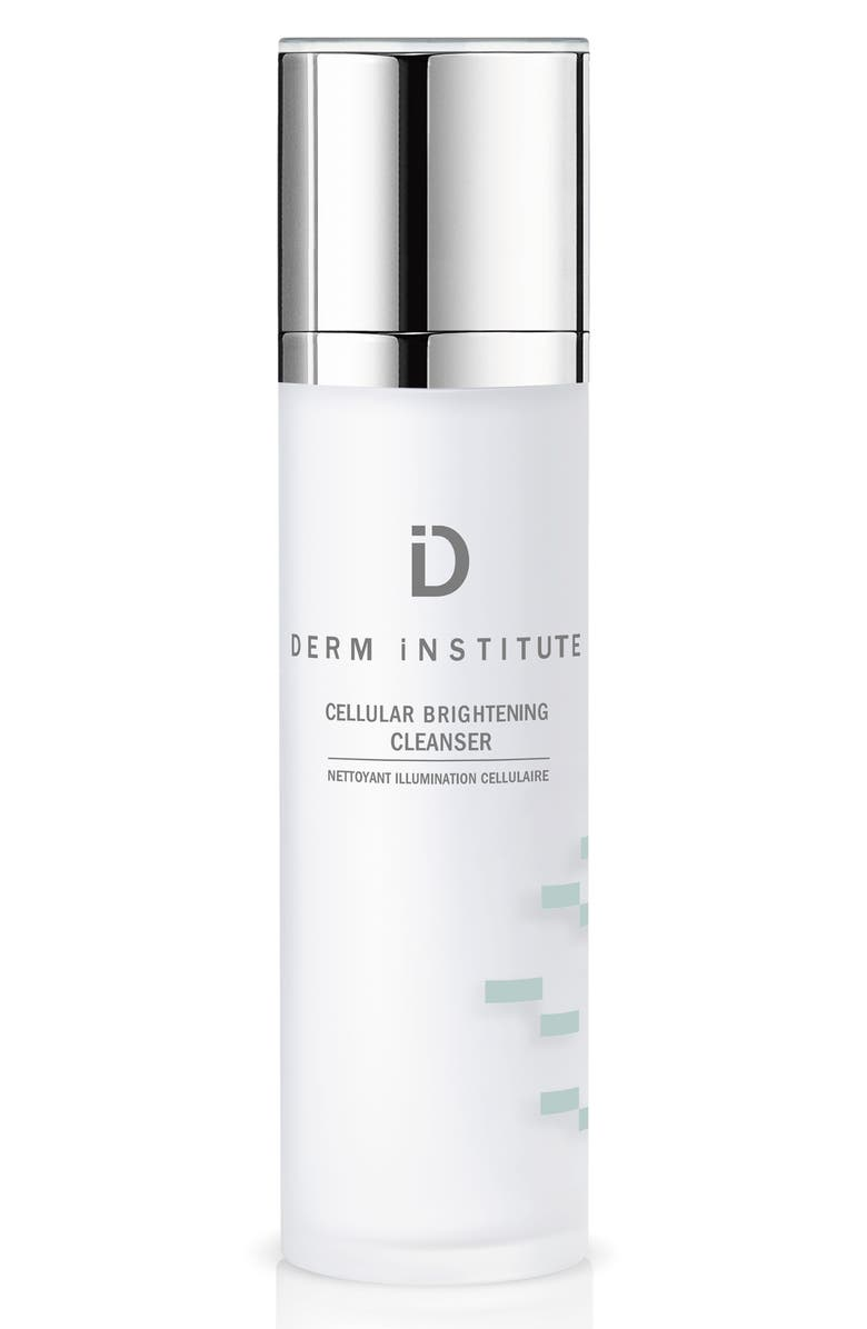 DERM INSTITUTE SPACE.NK.apothecary Derm Institute Cellular Brightening Self-Foaming Cleanser, Main, color, NO COLOR