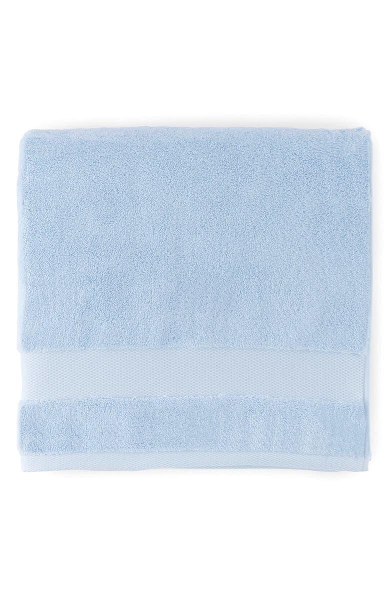 SFERRA Bello Bath Towel, Main, color, BLUE