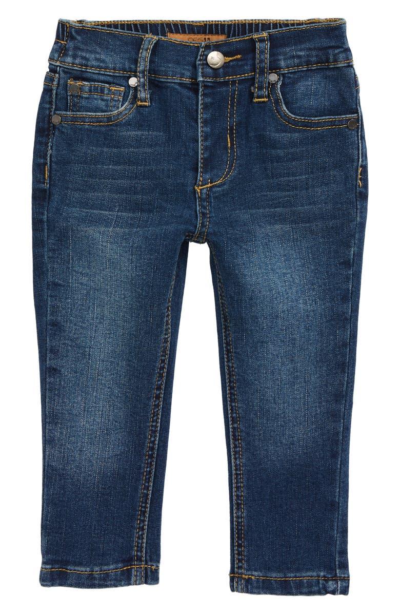 JOE'S Brixton Stretch Jeans, Main, color, BLUE MOSS