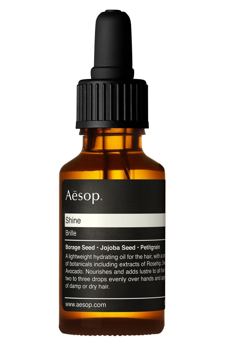 AESOP Shine Hair Oil, Main, color, NONE