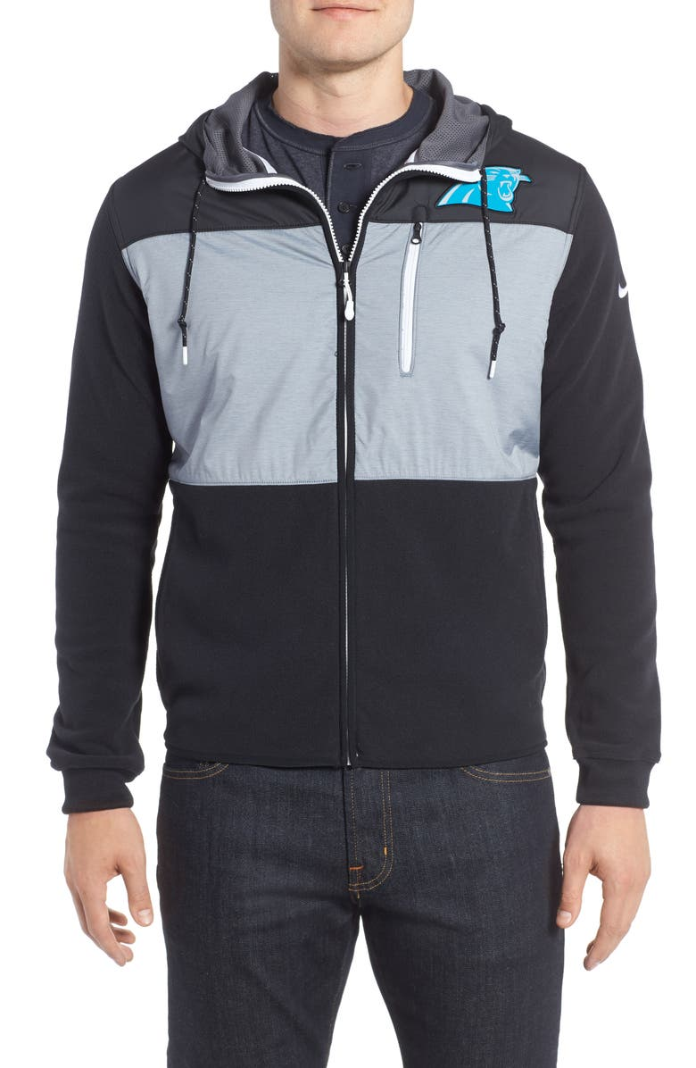 new arrival 93a81 a272d Nike Champ Drive Carolina Panthers Hoodie | Nordstrom