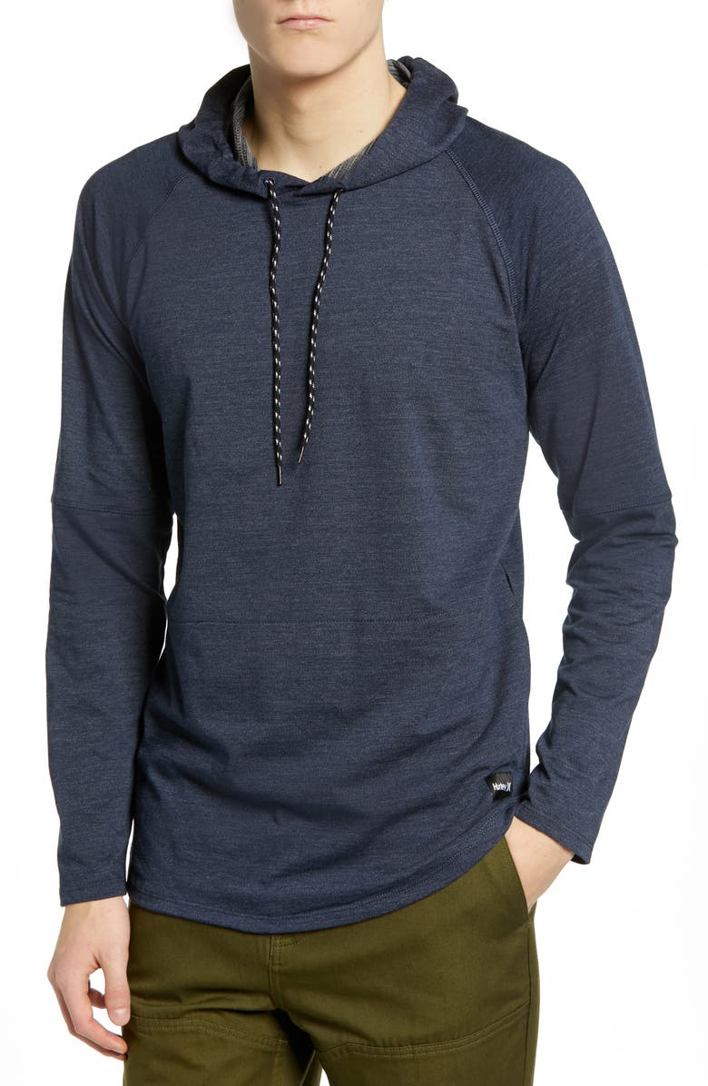 Hurley Grant Dri FIT Hooded Pullover