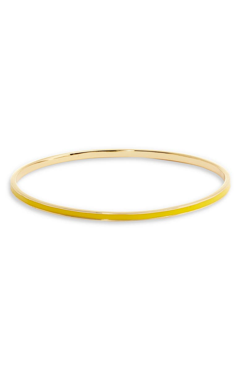 ARGENTO VIVO STERLING SILVER Argento Vivo Enamel Bangle, Main, color, 700