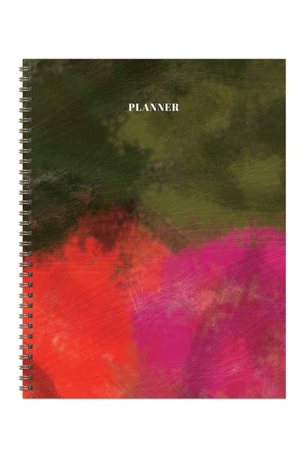 Image of TF Publishing Bold Undated Large Weekly Monthly 9x11 Planner