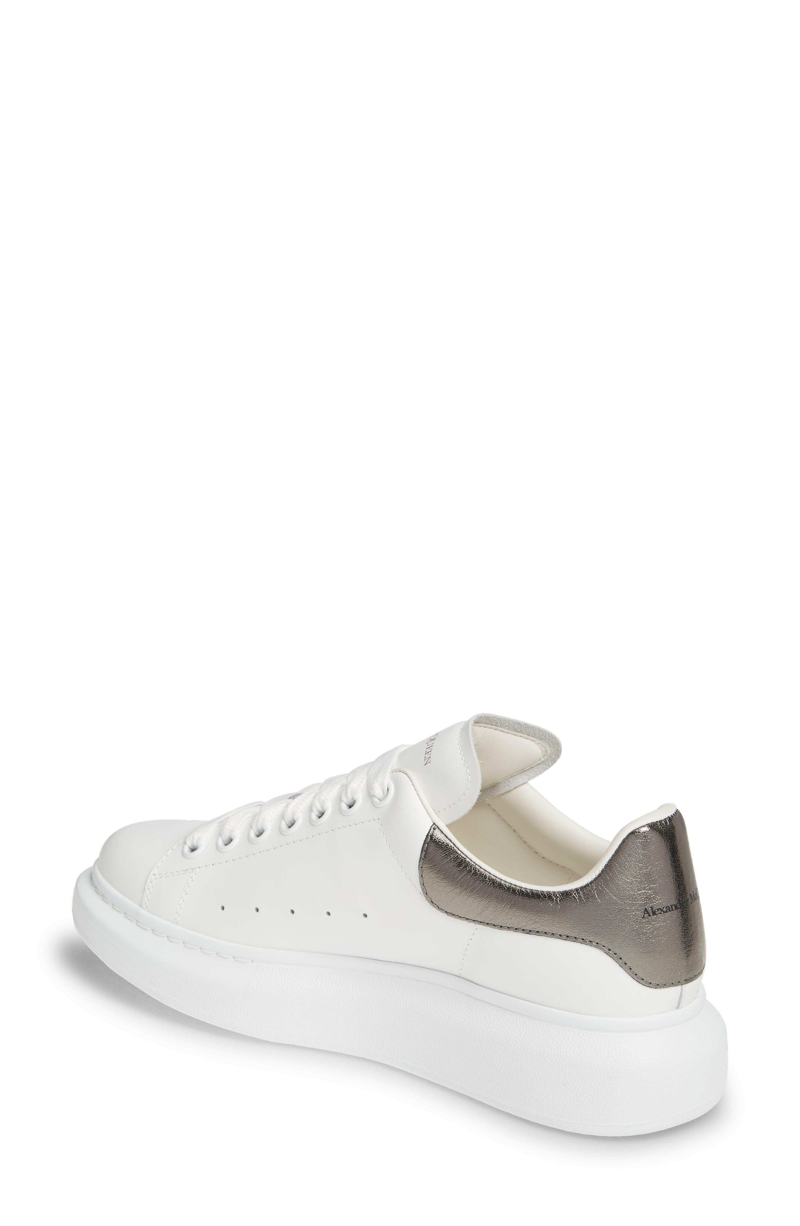 ,                             Sneaker,                             Alternate thumbnail 2, color,                             WHITE/ BLACK PEARL