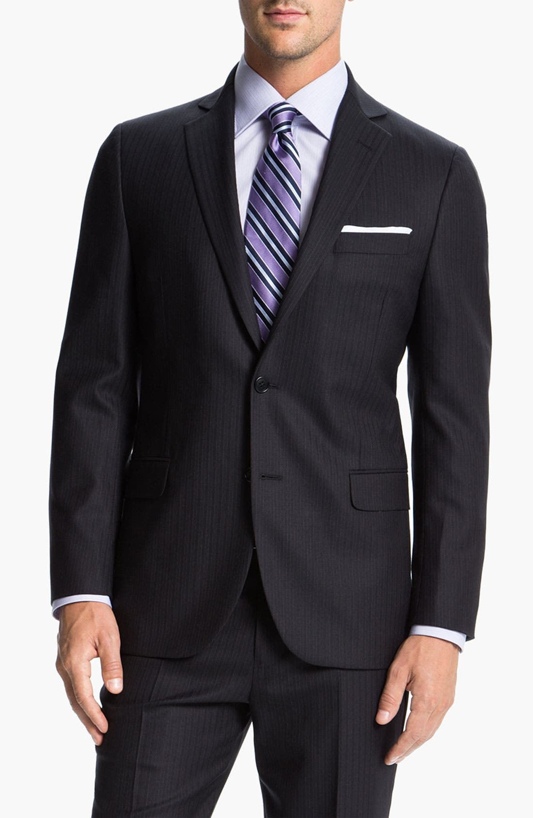 Brooks Brothers Stripe Suit