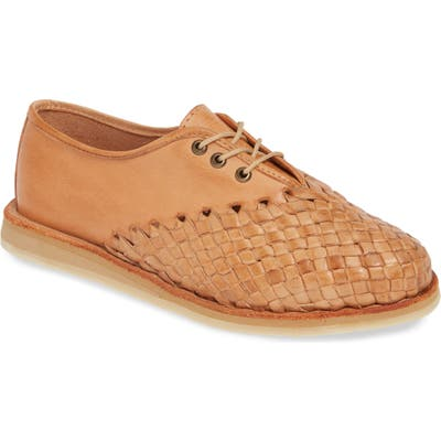 Sbicca Swansea Woven Oxford, Brown