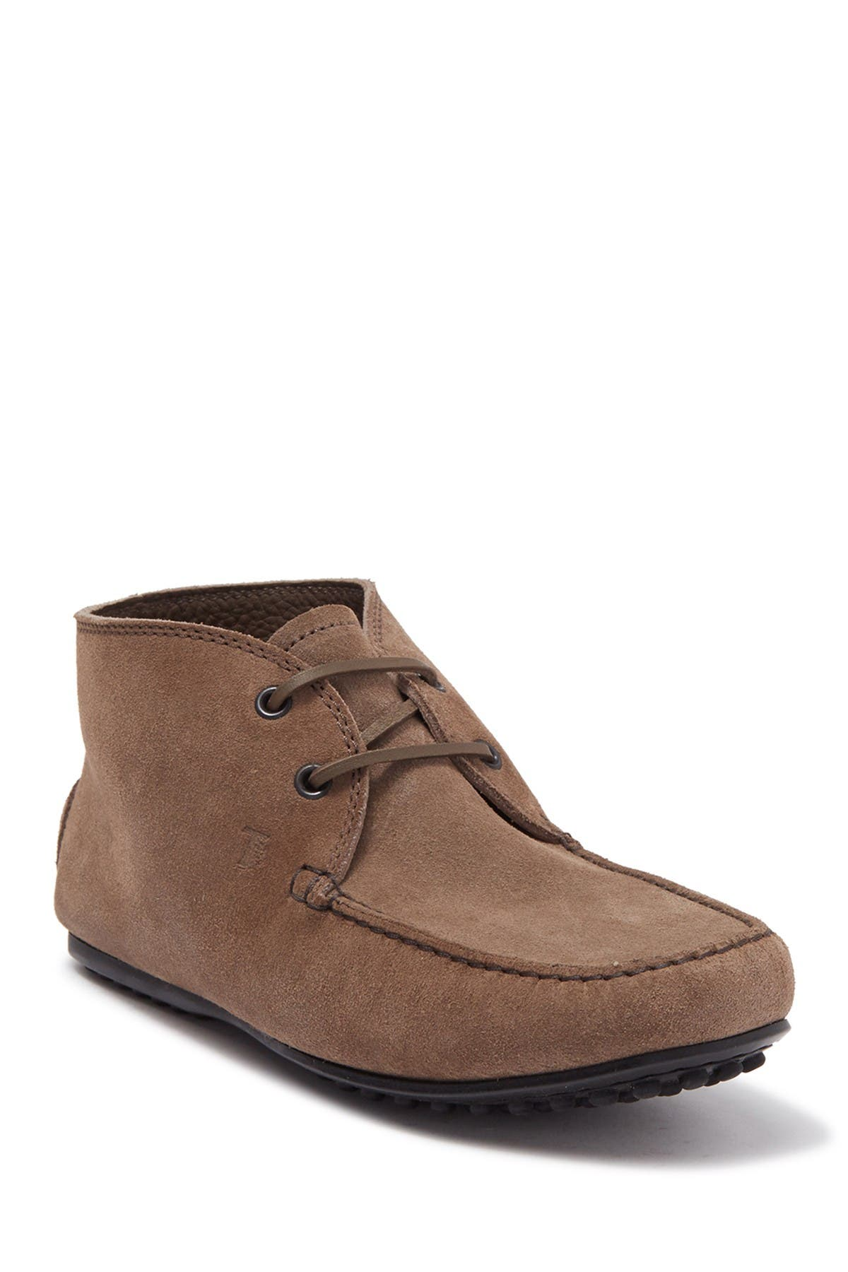 Image of Tod's Polacco City Suede Chukka Driver