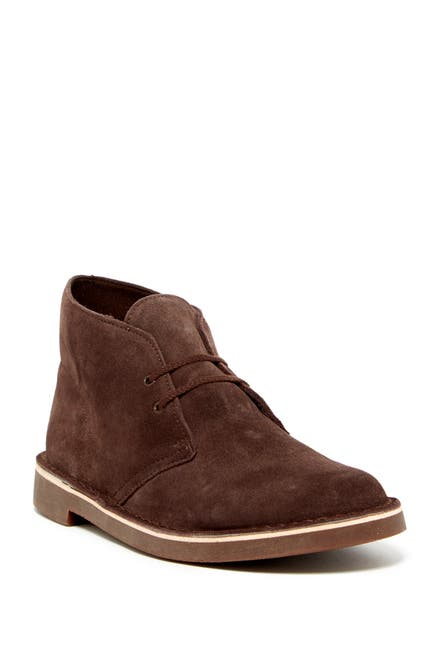 Image of Clarks Bushacre Suede Chukka Boot