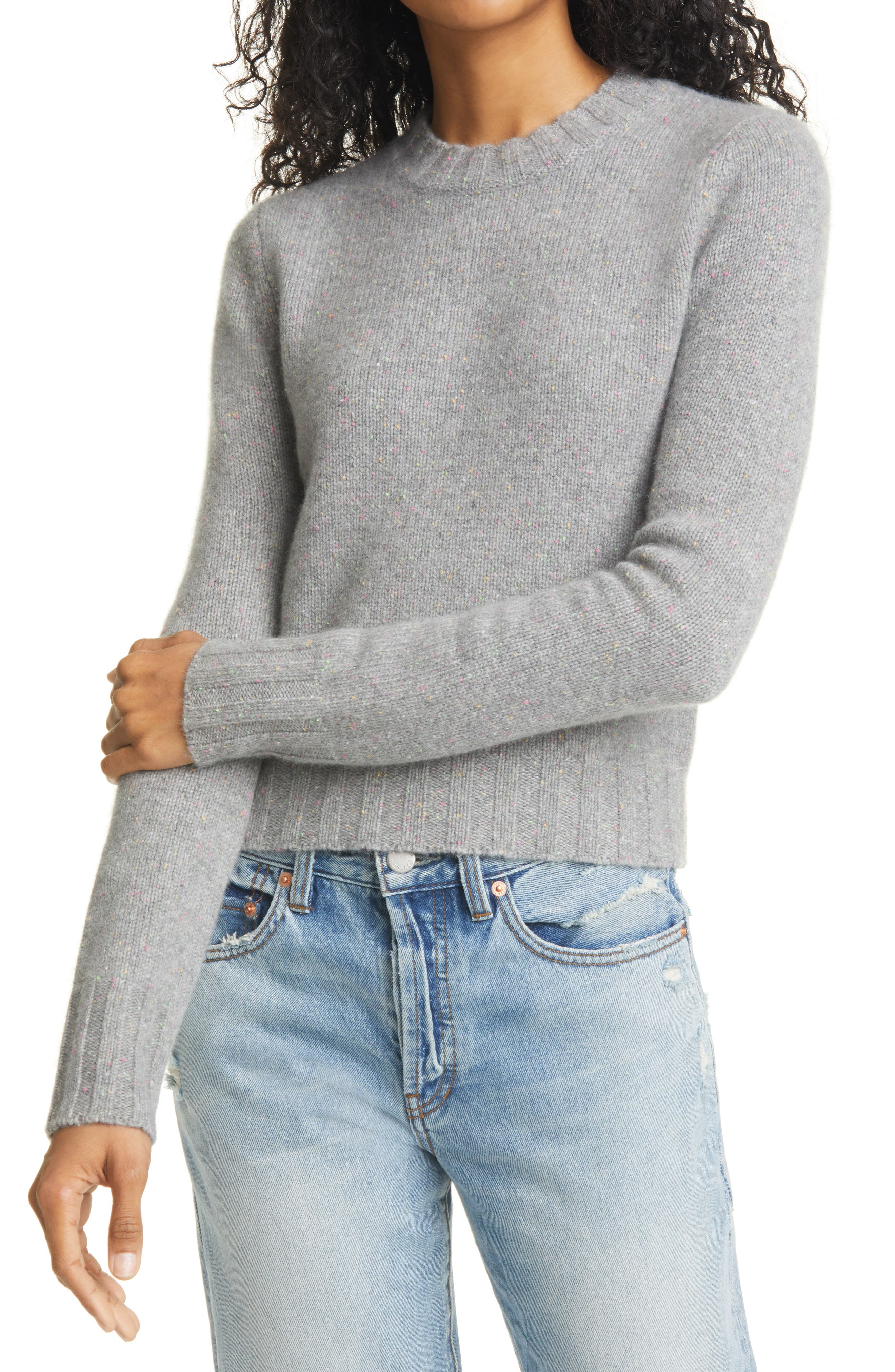 Lived In Cashmere Baby Sweater