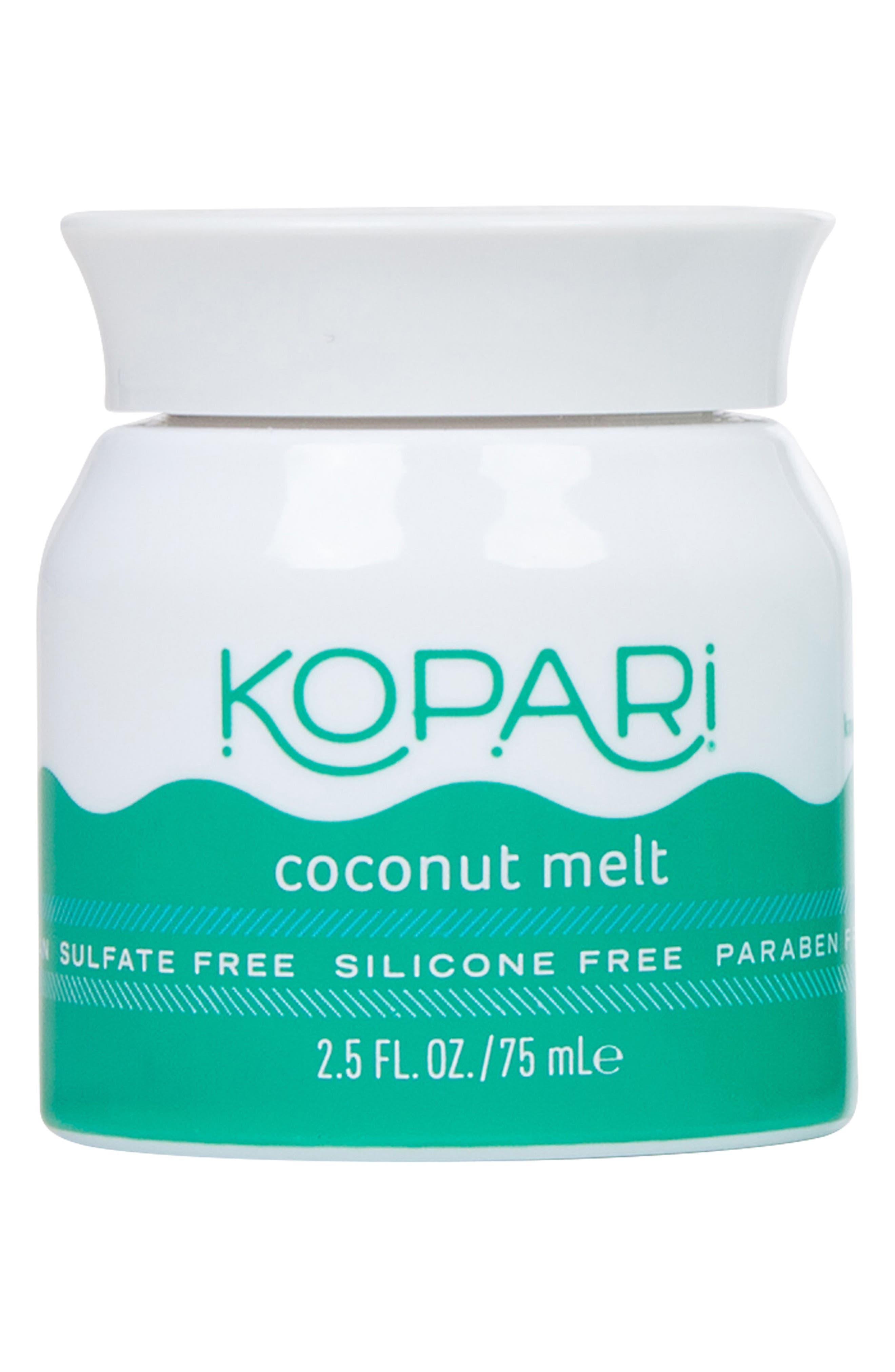 Hydrating Hair & Body Coconut Oil Melt