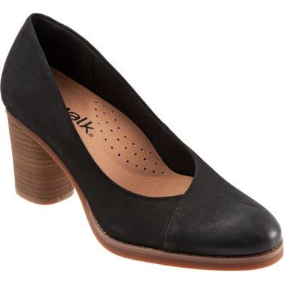 Softwalk Kolette Pump, Black